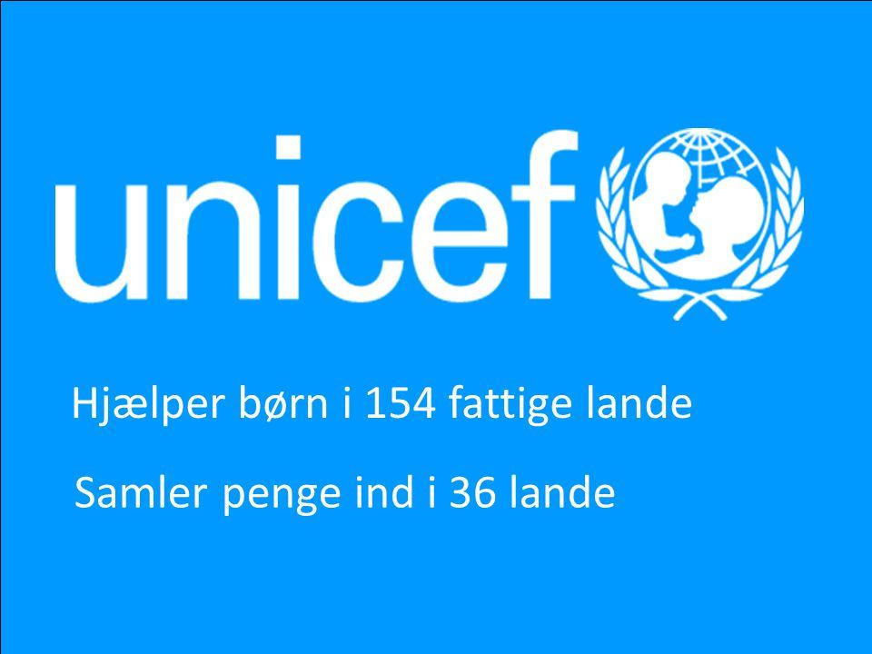 Hjælper børn i 154 fattige lande