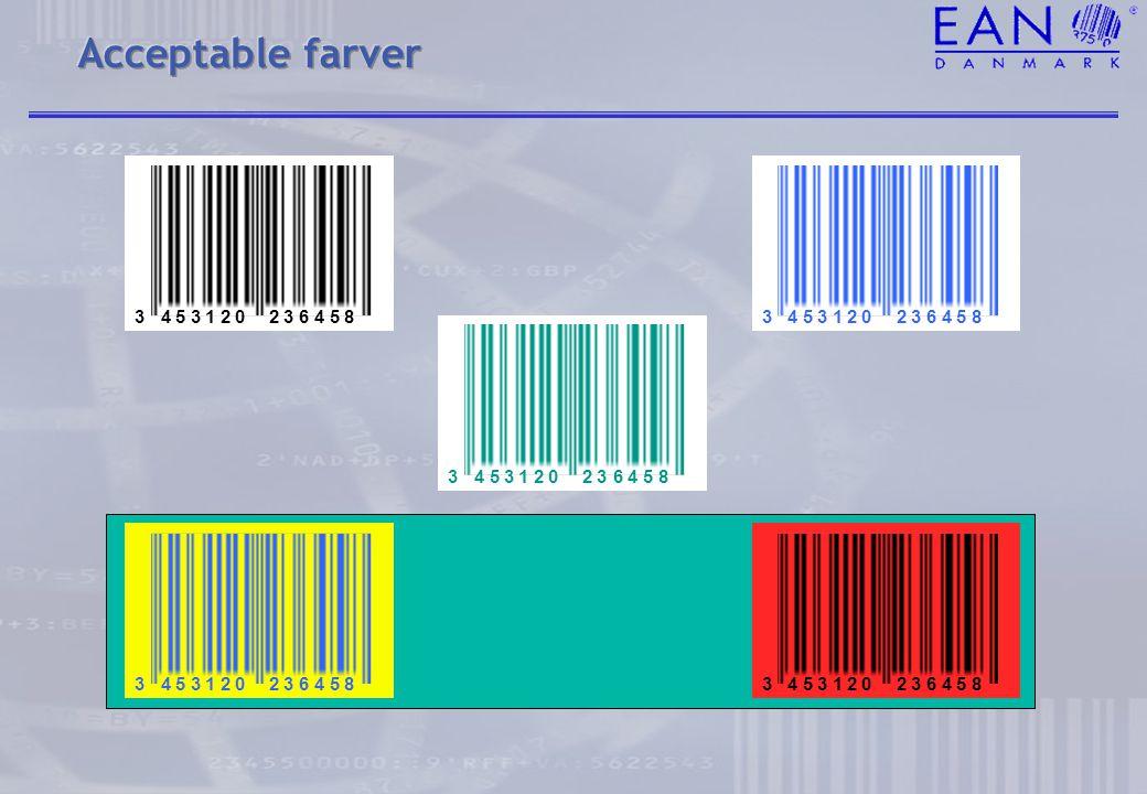 Acceptable farver 3. 4. 5. 3. 1. 2. 2. 3. 6. 4. 5. 8. 3. 4. 5. 3. 1. 2. 2. 3. 6.