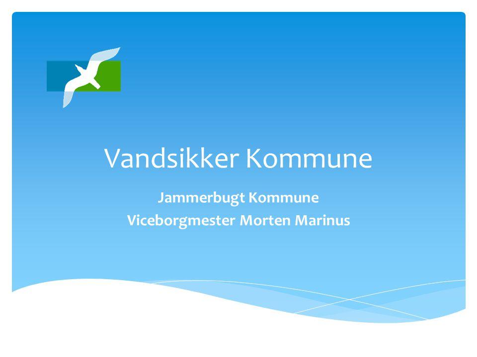 Jammerbugt Kommune Viceborgmester Morten Marinus