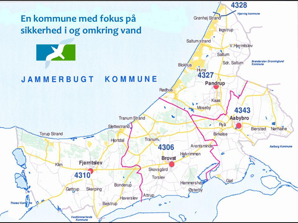 En kommune med fokus på sikkerhed i og omkring vand