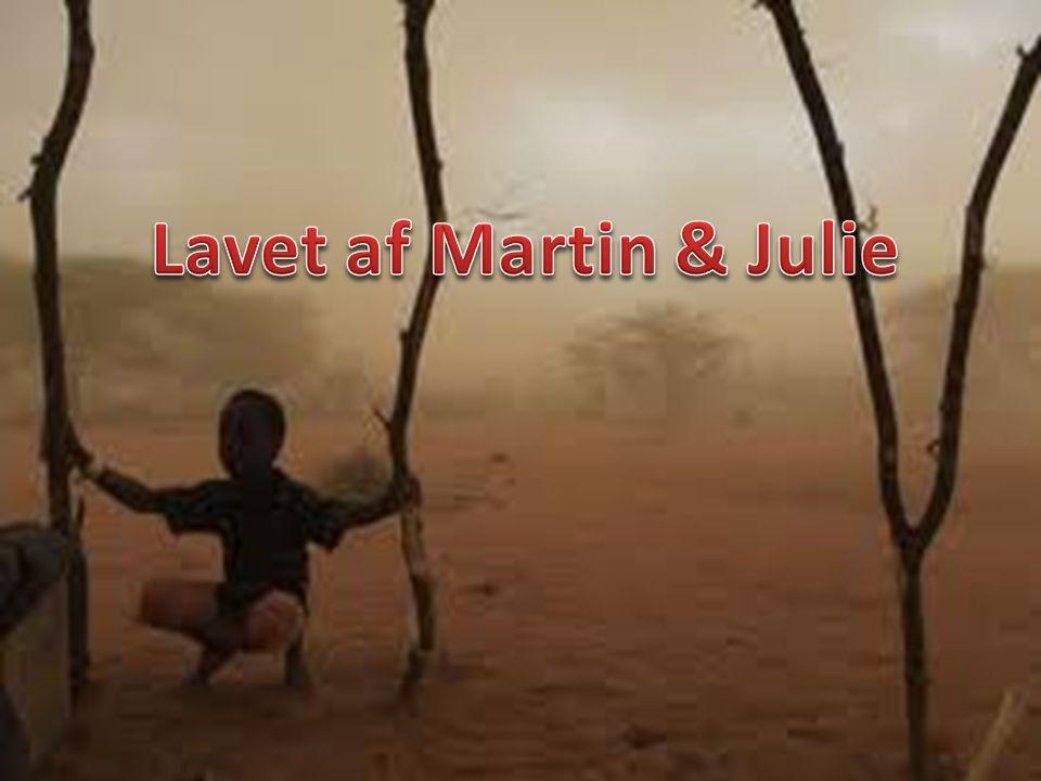 Lavet af Martin & Julie