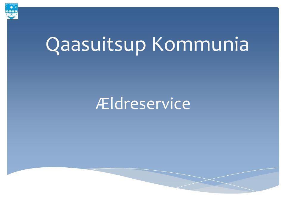 Qaasuitsup Kommunia Ældreservice