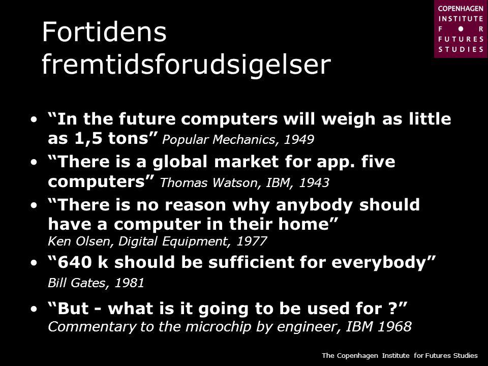 Fortidens fremtidsforudsigelser