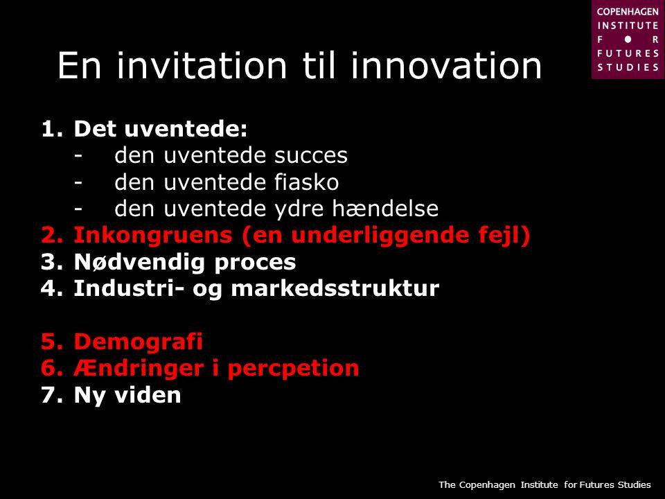 En invitation til innovation