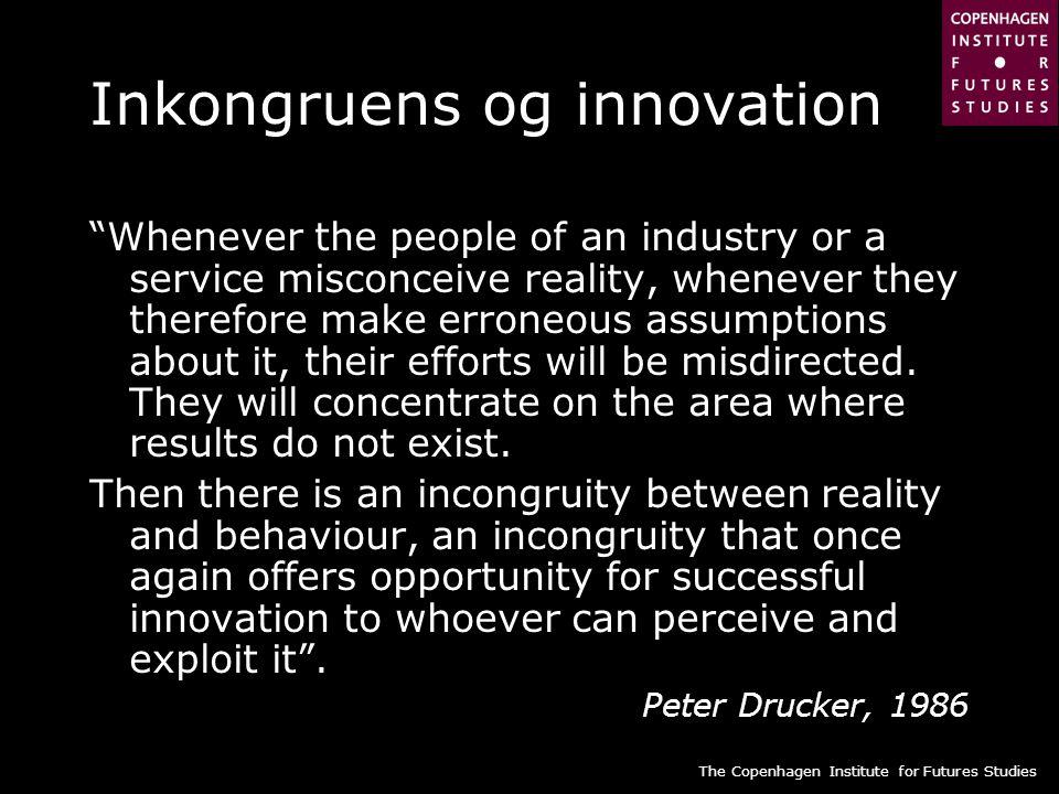 Inkongruens og innovation