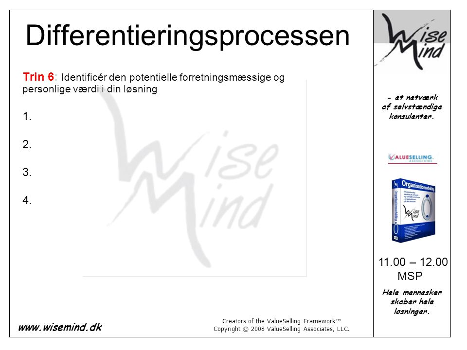Differentieringsprocessen