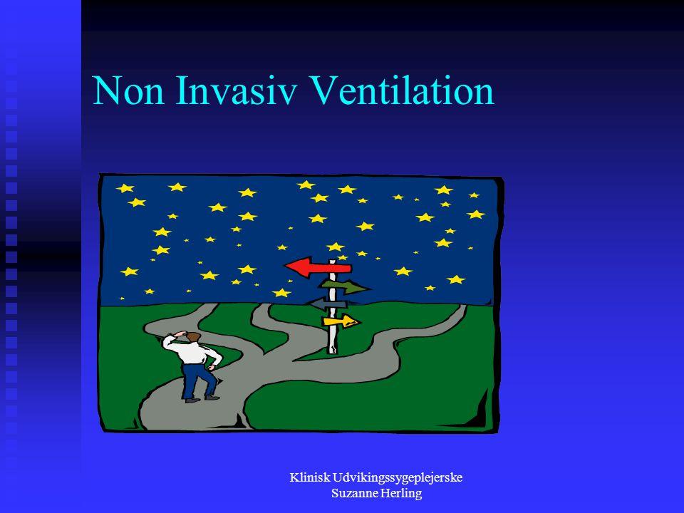 Non Invasiv Ventilation