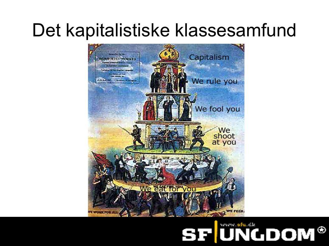Det kapitalistiske klassesamfund