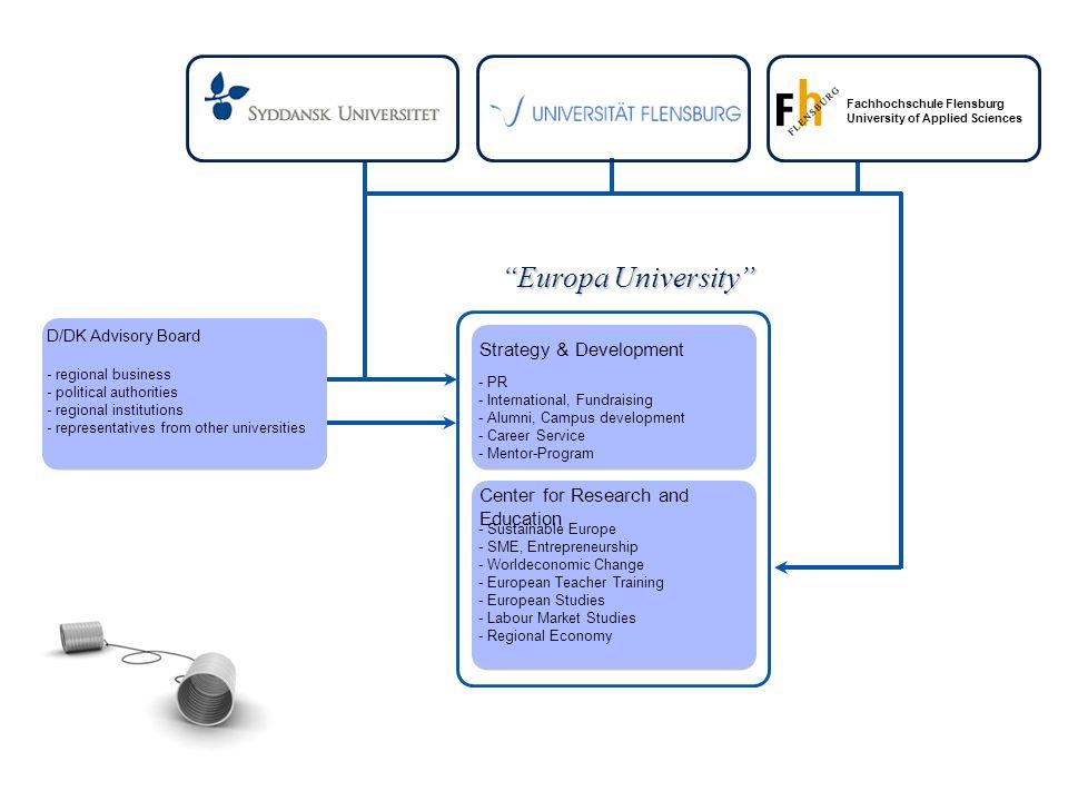 Europa University Strategy & Development