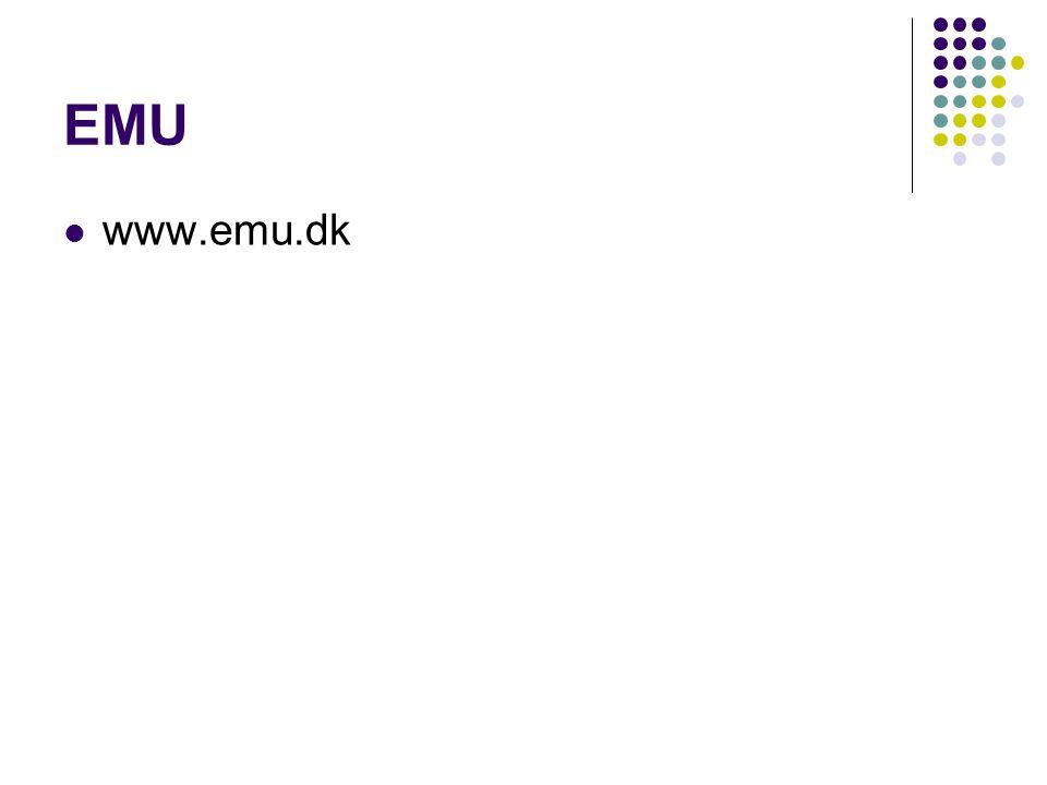 EMU www.emu.dk