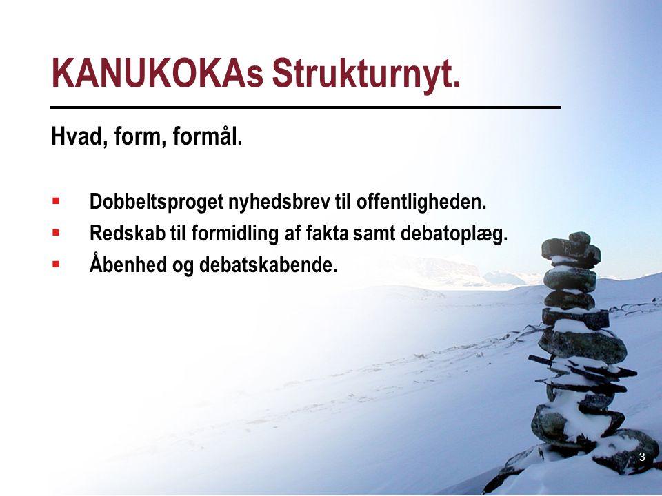 KANUKOKAs Strukturnyt.