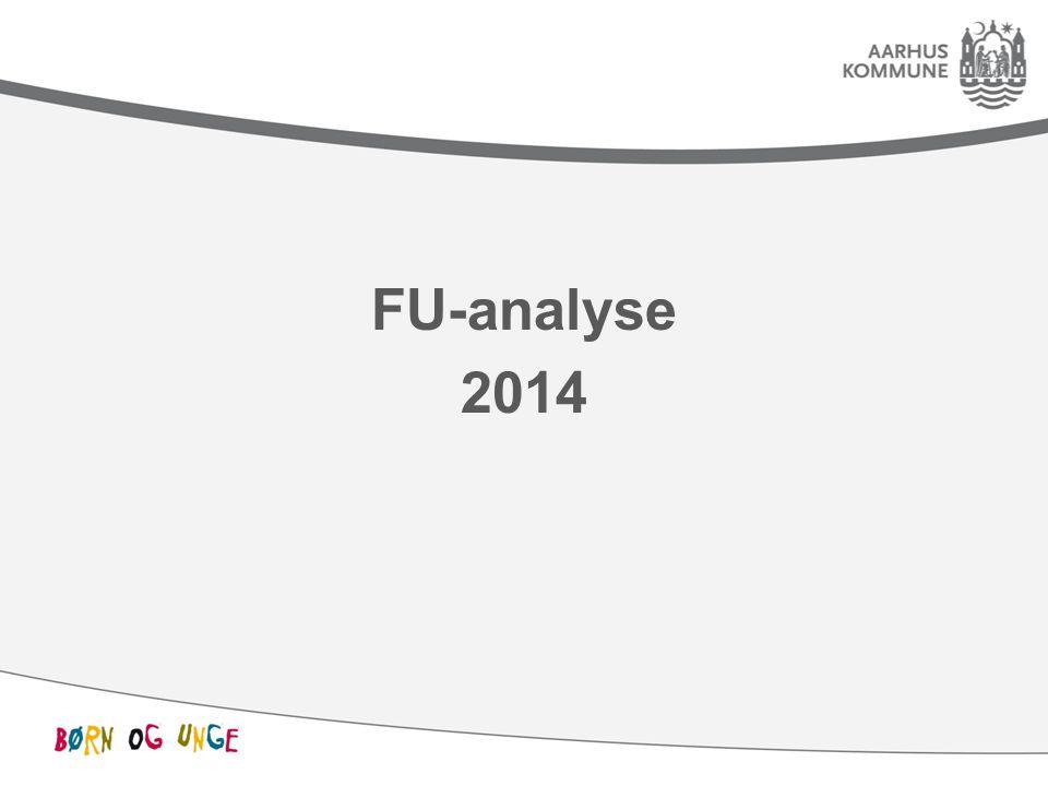 FU-analyse 2014