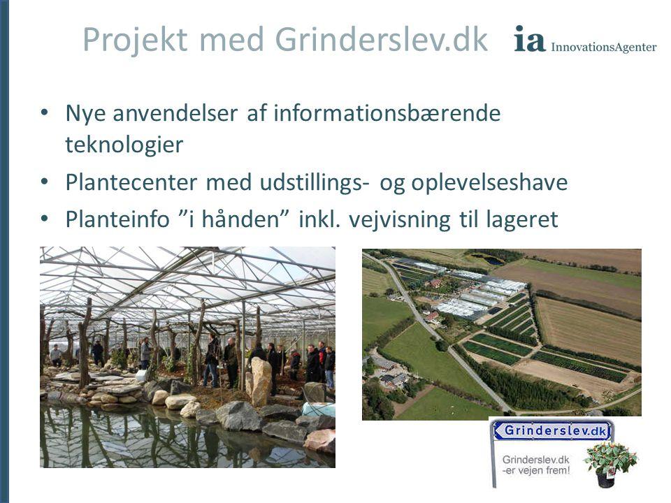 Projekt med Grinderslev.dk