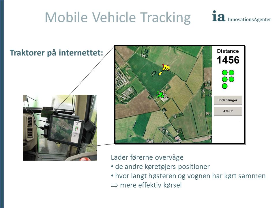 Mobile Vehicle Tracking
