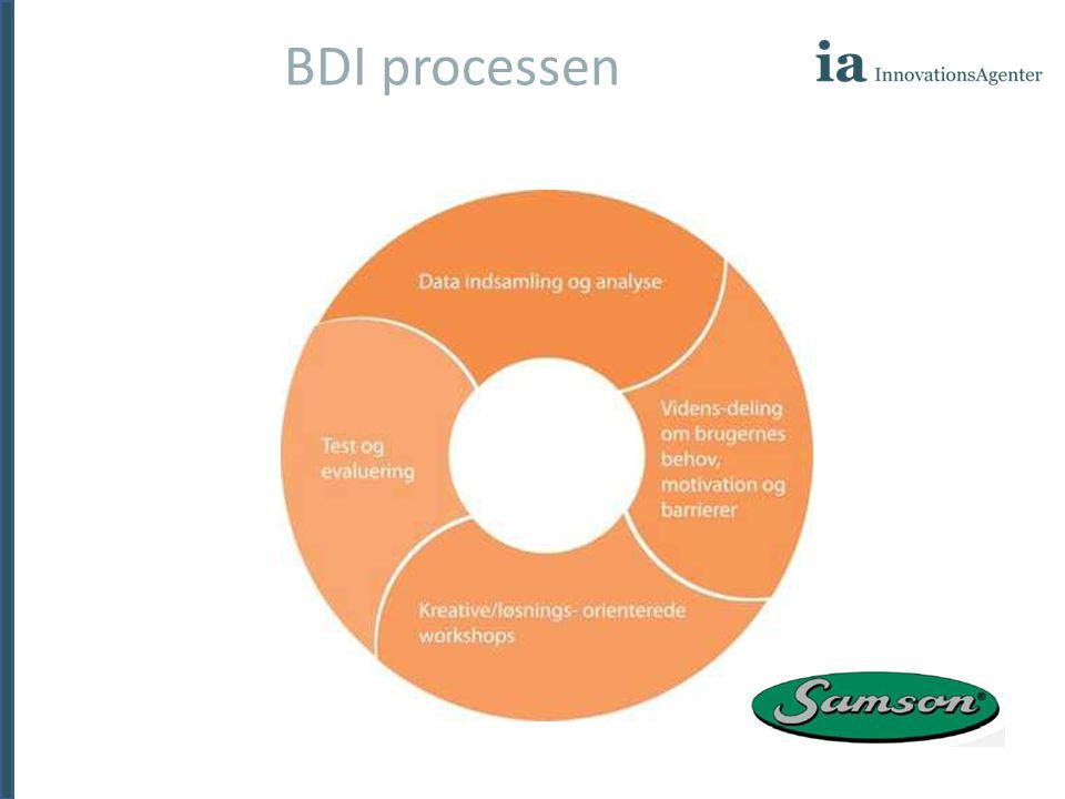 BDI processen