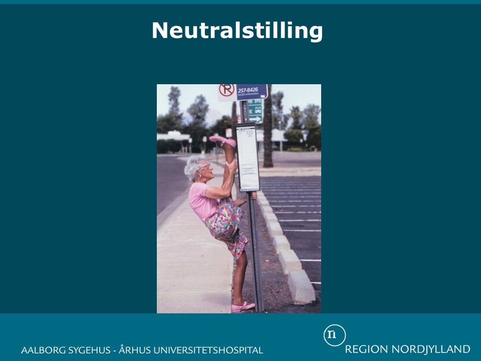 Neutralstilling