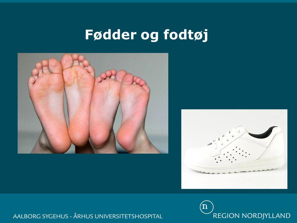 Fødder og fodtøj