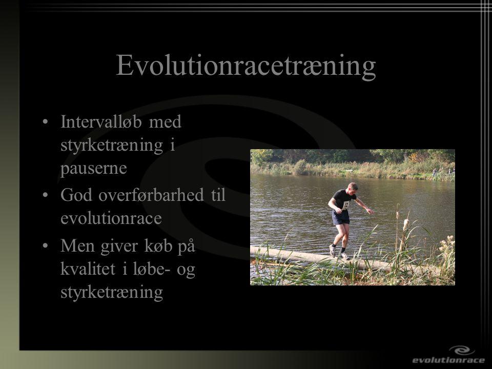 Evolutionracetræning