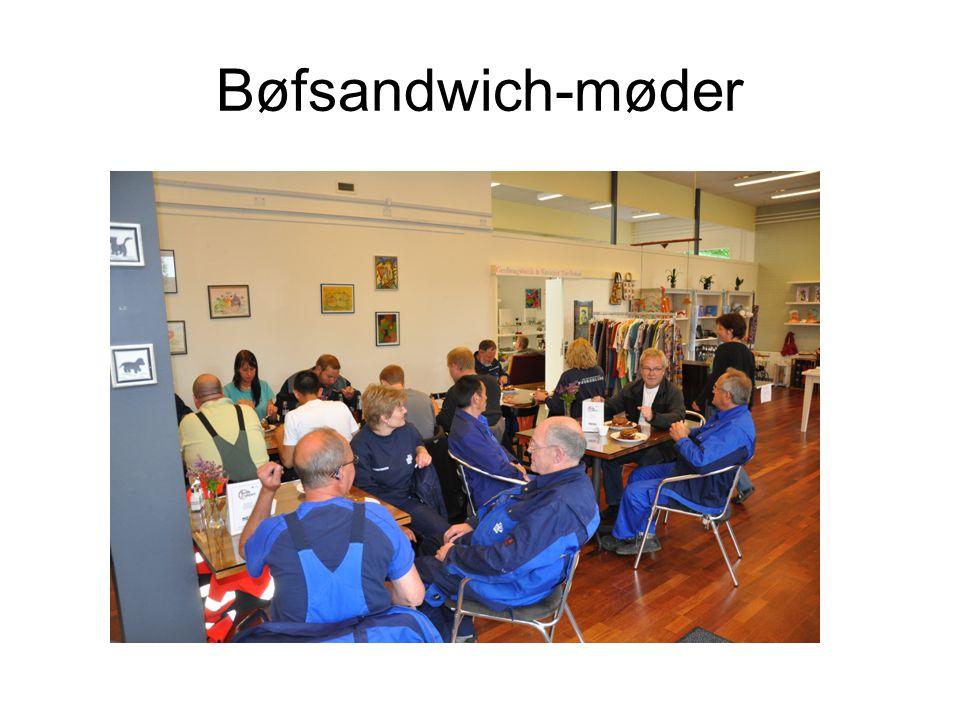 Bøfsandwich-møder