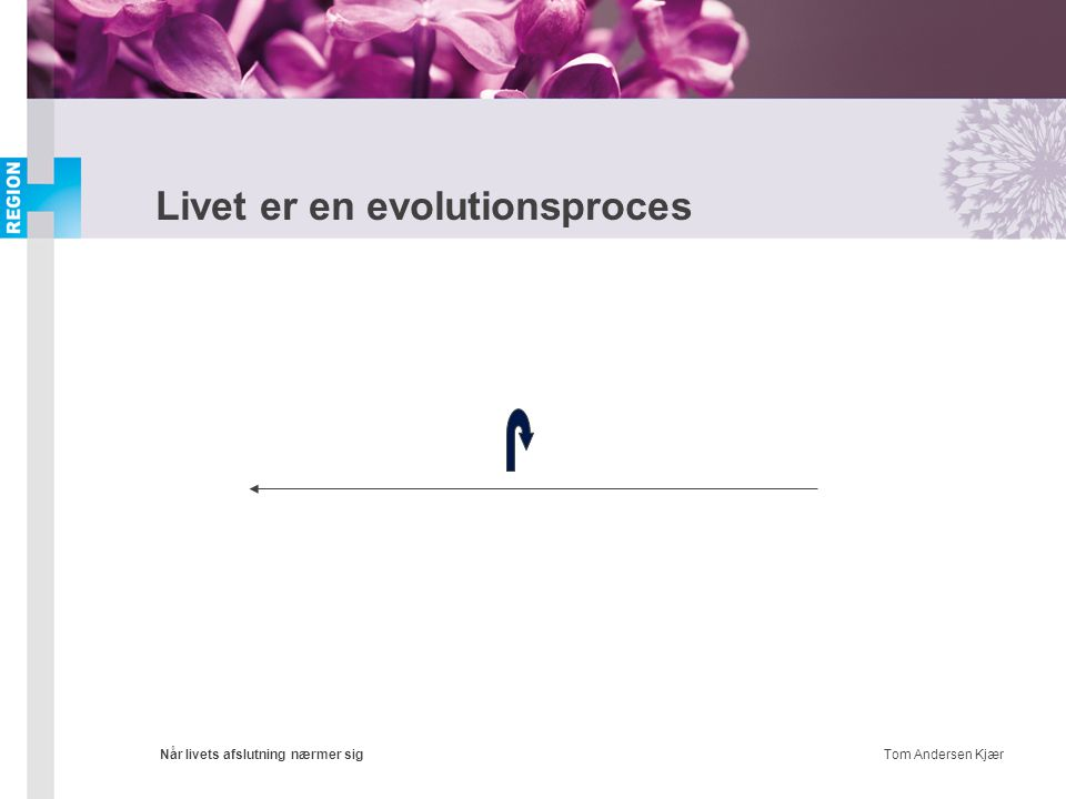 Livet er en evolutionsproces