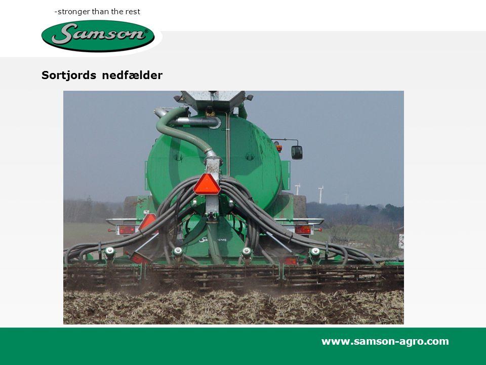 Sortjords nedfælder www.samson-agro.com
