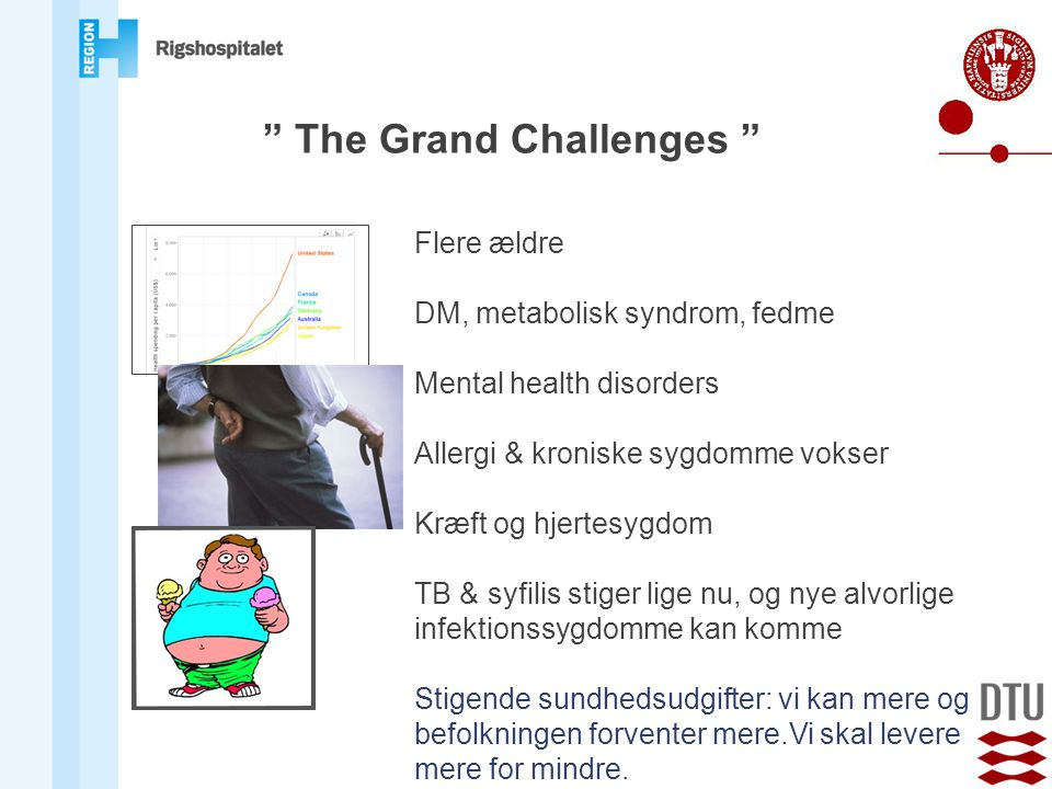 The Grand Challenges
