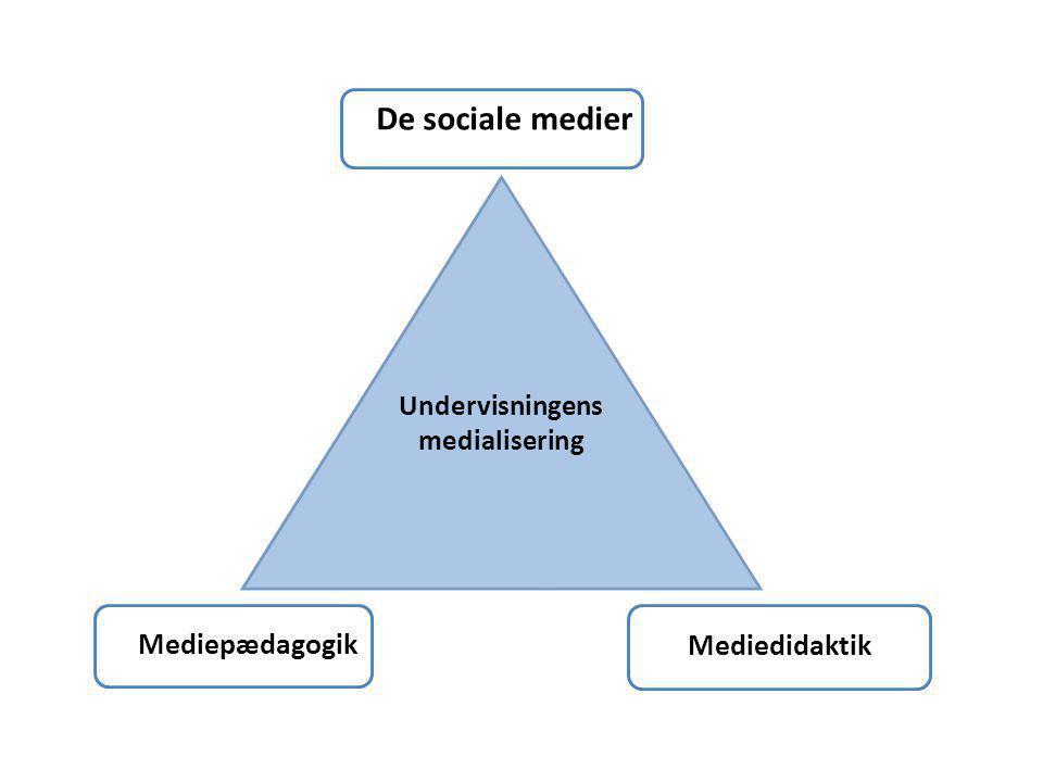 Undervisningens medialisering