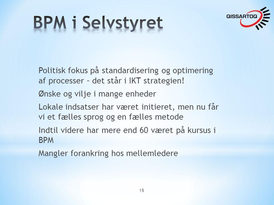 BPM i Selvstyret