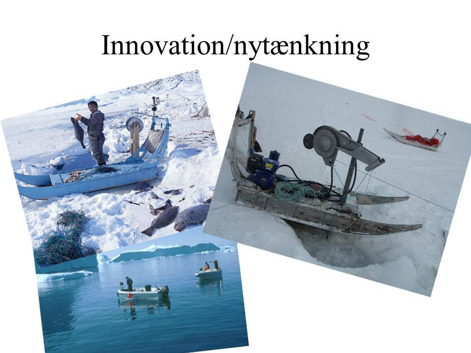 Innovation/nytænkning