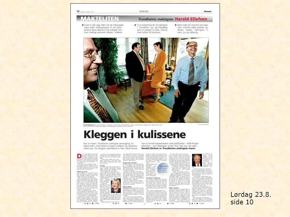 Lørdag 23.8. side 10