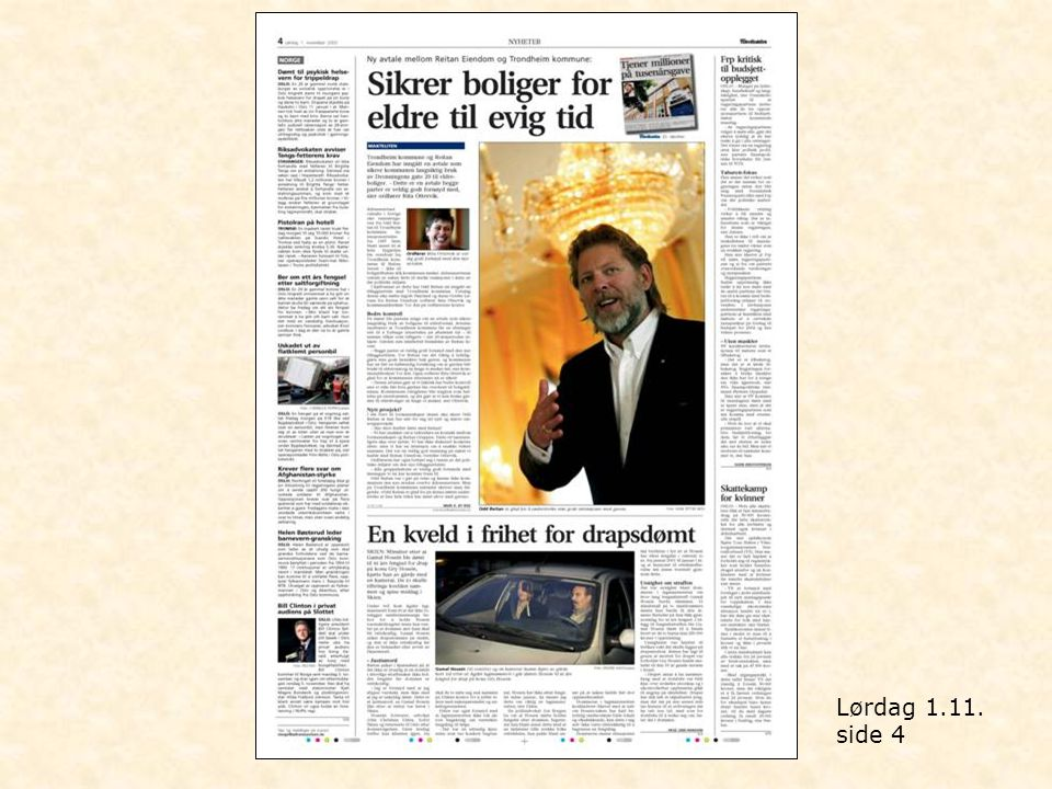Lørdag 1.11. side 4