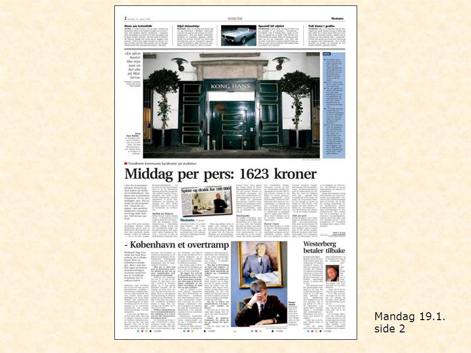 Mandag 19.1. side 2