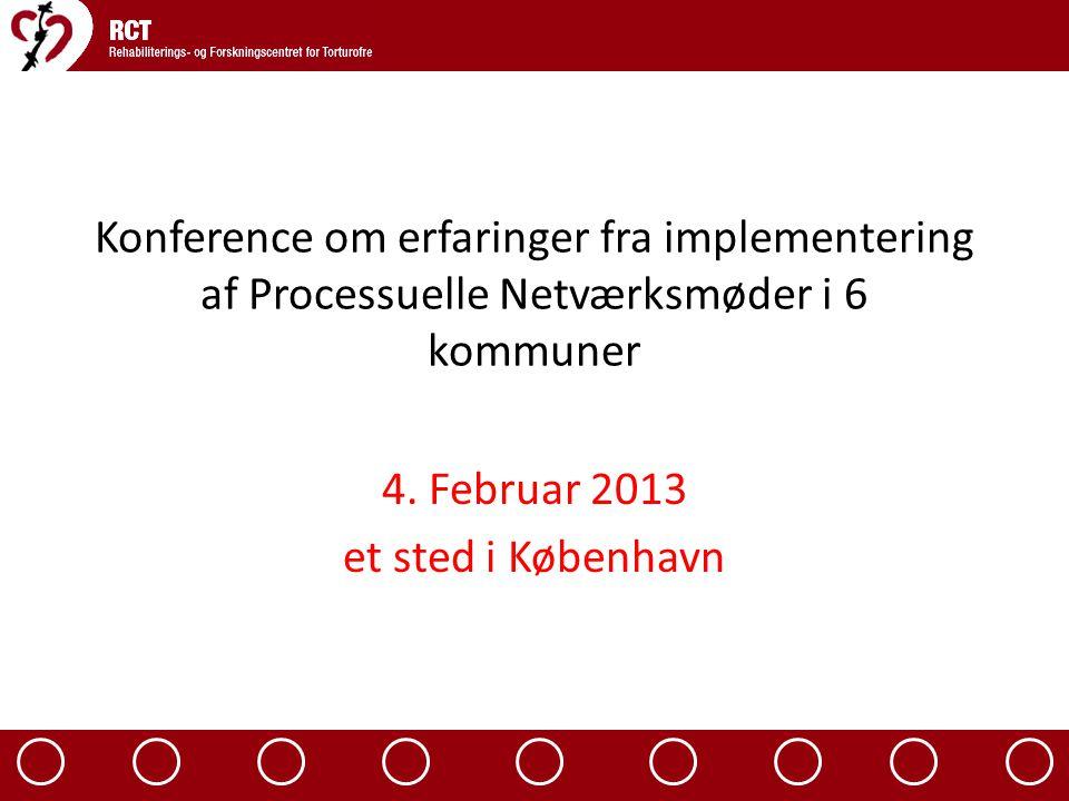 4. Februar 2013 et sted i København