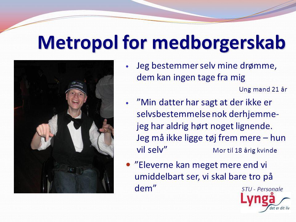 Metropol for medborgerskab