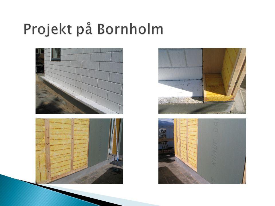 Projekt på Bornholm