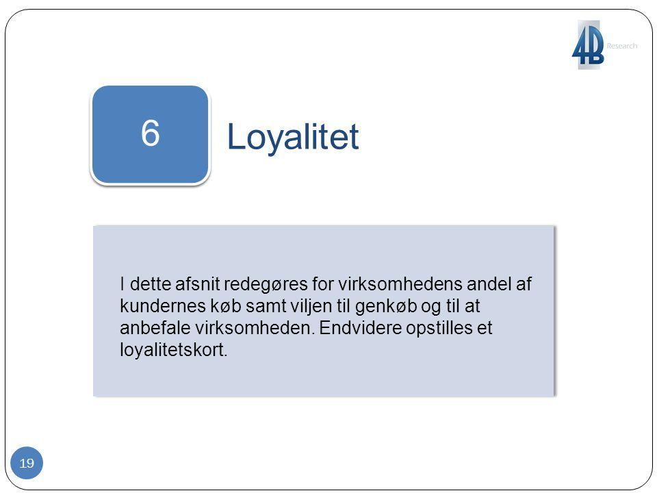 6 Loyalitet.