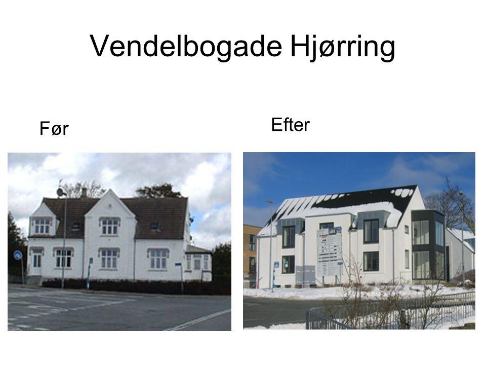 Vendelbogade Hjørring