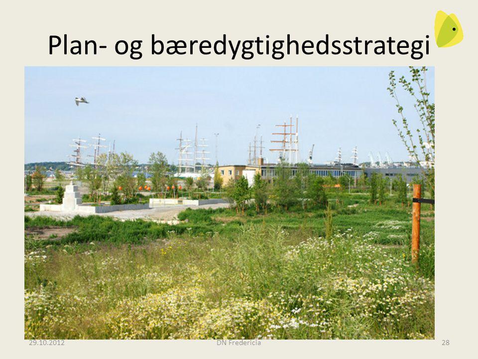 Plan- og bæredygtighedsstrategi