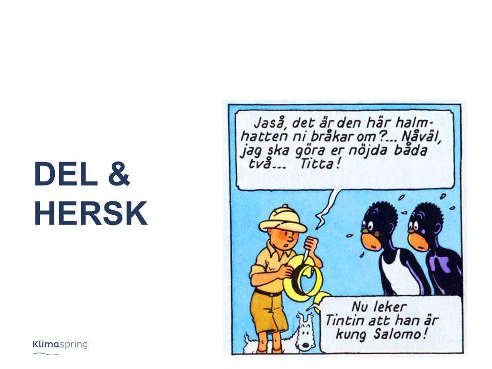 DEL & HERSK