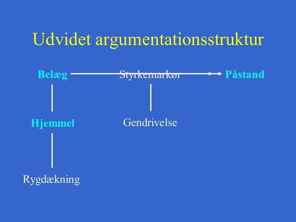 Udvidet argumentationsstruktur
