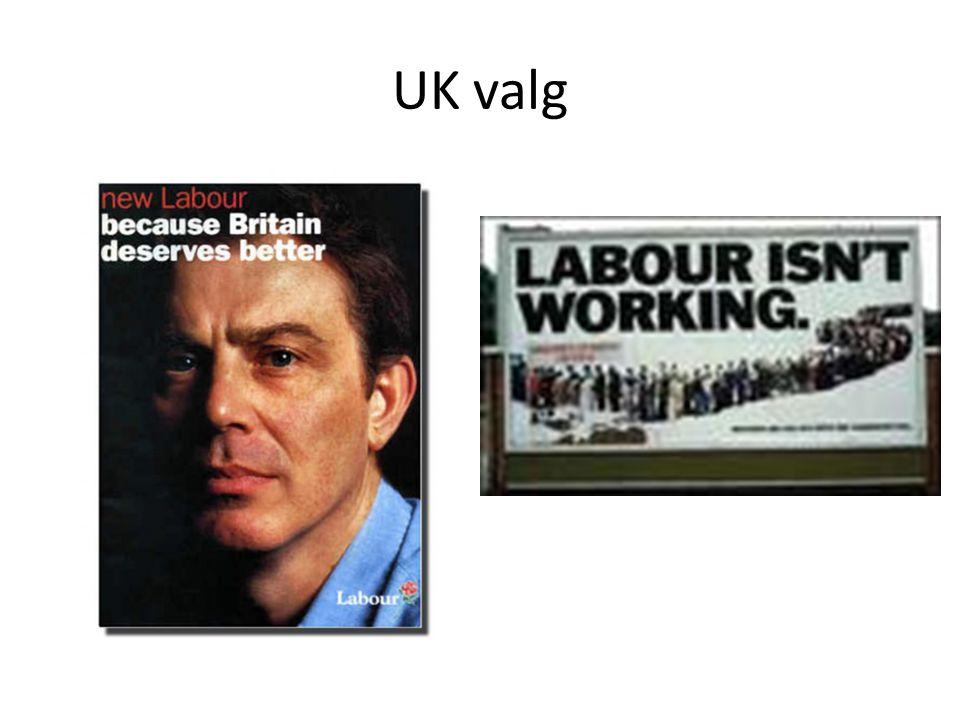 UK valg
