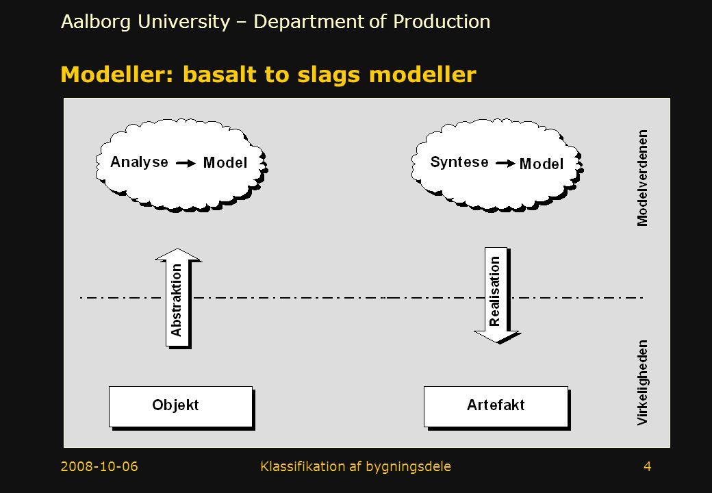 Modeller: basalt to slags modeller