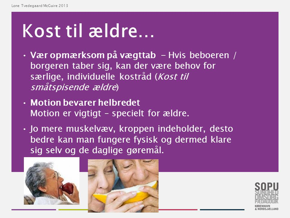 Lone Tvedegaard McGuire 2013