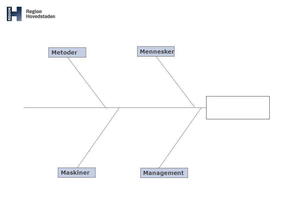 Metoder Mennesker Maskiner Management