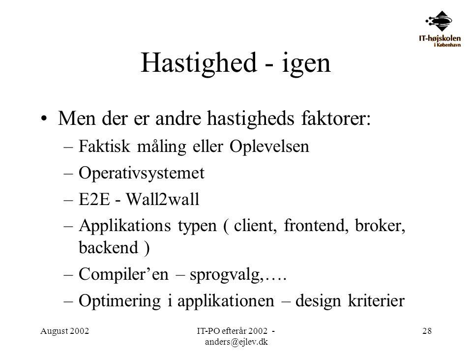 IT-PO efterår 2002 - anders@ejlev.dk