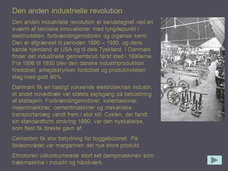 Den anden industrielle revolution