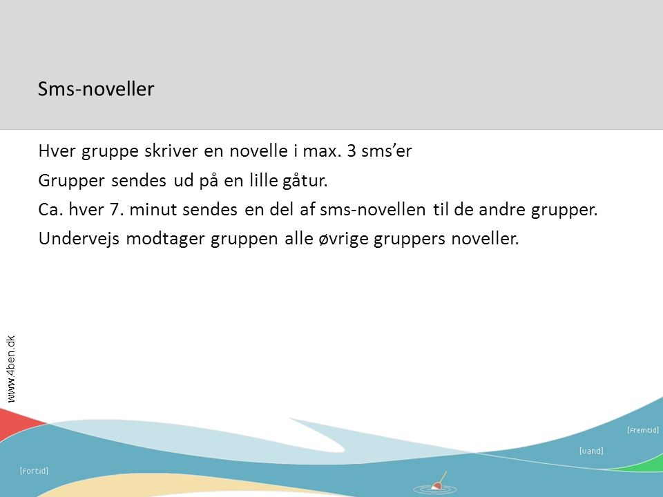 Sms-noveller