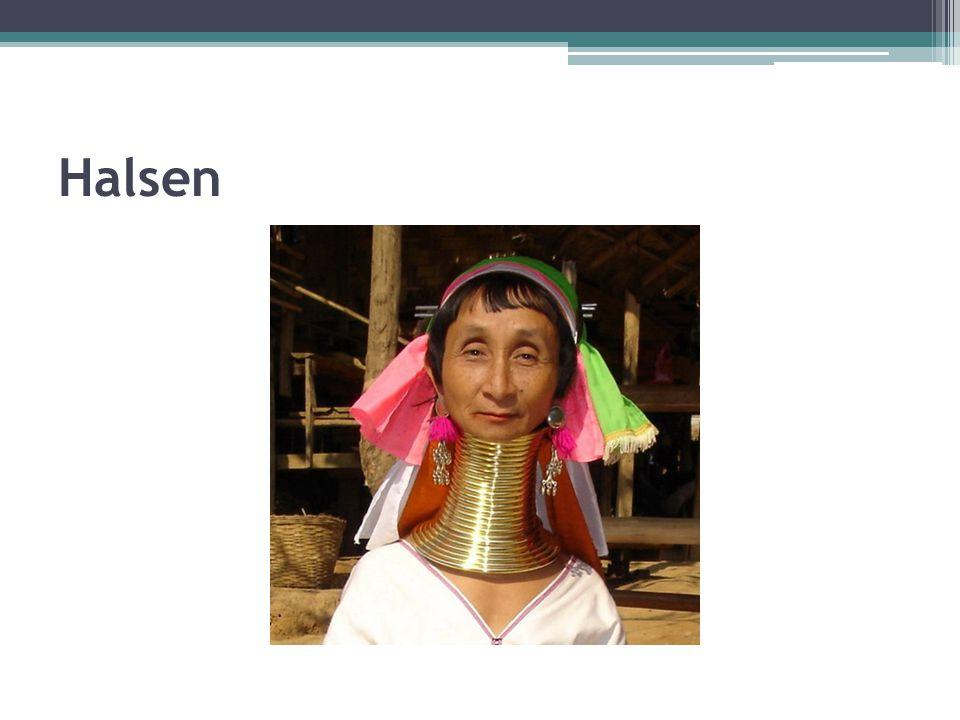 Halsen