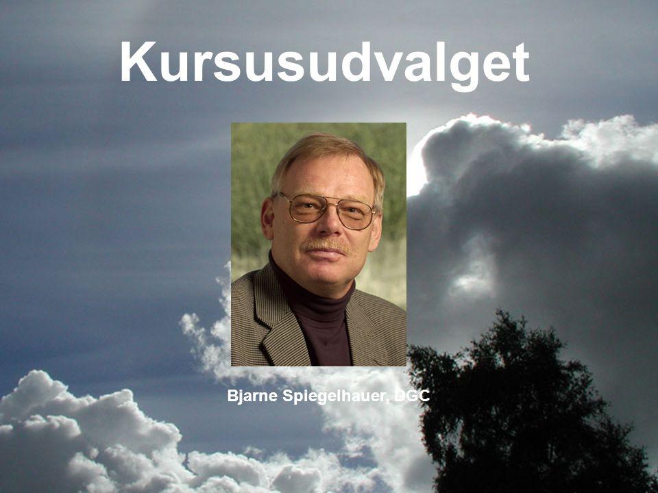 Kursusudvalget Bjarne Spiegelhauer, DGC