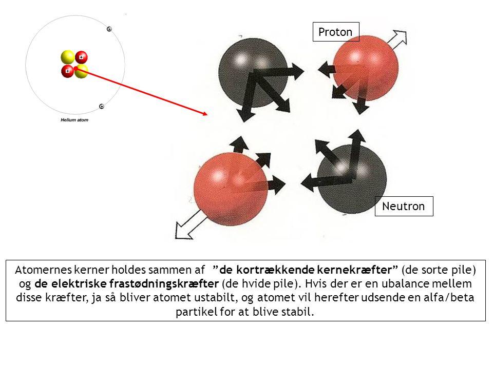 Proton Neutron.